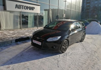 Ford Focus Wagon в Москве