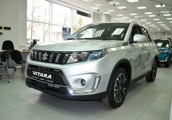 Suzuki Vitara в Байкальске