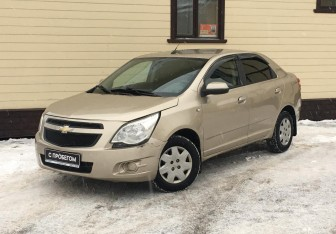 Chevrolet Cobalt Sedan в Москве