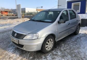 Renault Logan Sedan в Оренбурге