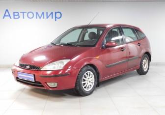 Ford Focus Hatchback в Байкальске