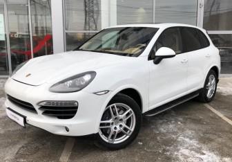 Porsche Cayenne в Новосибирске