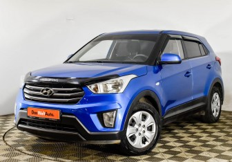 Hyundai Creta в Москве