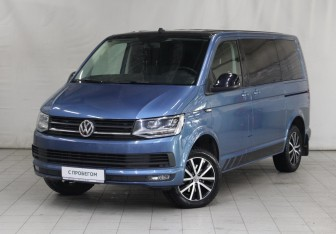 Volkswagen Transporter Minivan в Челябинске