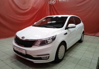 Kia Rio Hatchback в Санкт-Петербурге