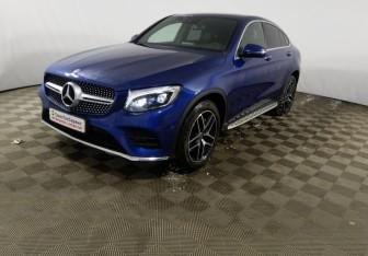 Mercedes-Benz GLC Coupe в Уфе