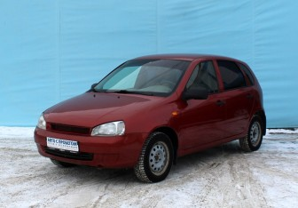 LADA (ВАЗ) Kalina Hatchback в Самаре