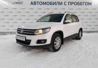 Volkswagen Tiguan в Ижевске