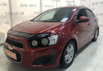Chevrolet Aveo Sedan в Перми