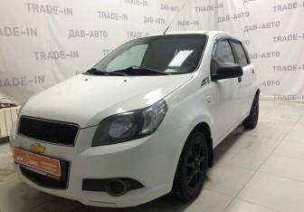 Chevrolet Aveo Hatchback в Перми