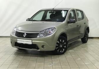 Renault Sandero в Новосибирске
