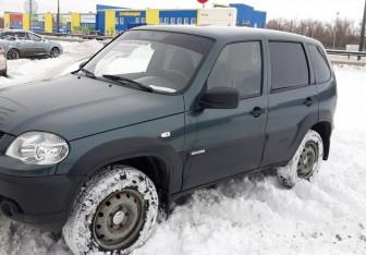 Chevrolet Niva в Оренбурге
