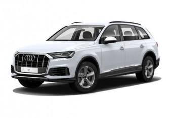 Audi Q7 в Москве