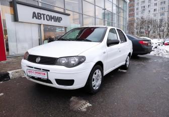 Fiat Albea в Москве