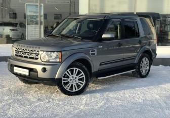 Land Rover Discovery в Новосибирске