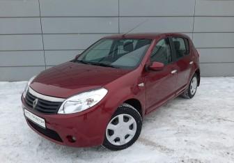 Renault Sandero в Екатеринбурге