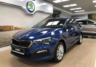 Skoda Rapid Liftback в Воронеже