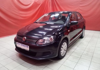 Volkswagen Polo Sedan в Санкт-Петербурге