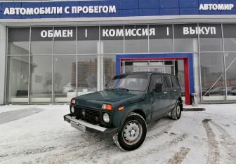 LADA (ВАЗ) 2131 (4x4) в Саратове