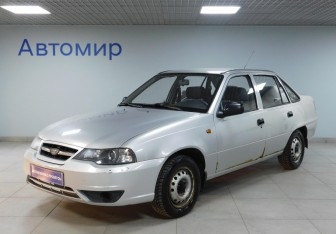 Daewoo Nexia Sedan в Байкальске
