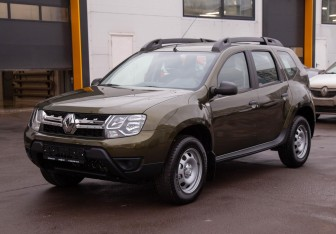 Renault Duster в Краснодаре