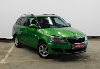 Skoda Fabia Hatchback в Москве