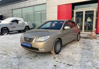 Hyundai Elantra Sedan в Москве