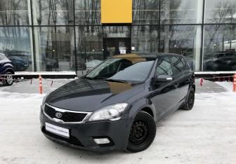 Kia Ceed Hatchback в Новосибирске