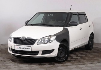 Skoda Fabia RS Hatchback в Санкт-Петербурге
