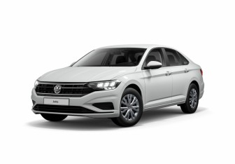 Volkswagen Jetta Sedan в Екатеринбурге