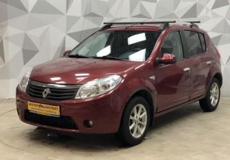 Renault Sandero в Кирове