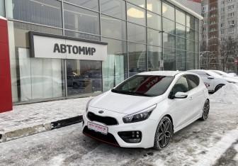 Kia Ceed GT в Москве