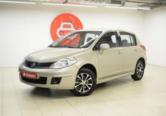 Nissan Tiida Hatchback в Москве