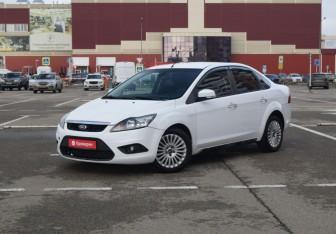 Ford Focus Sedan в Краснодаре