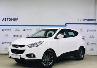 Hyundai ix35 в Новосибирске