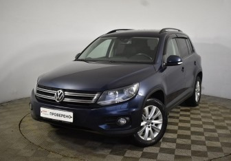 Volkswagen Tiguan в Санкт-Петербурге