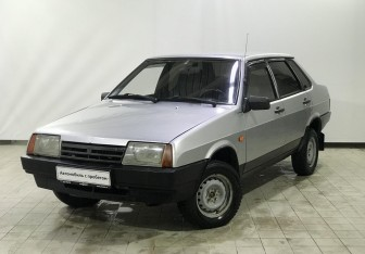 LADA (ВАЗ) 21099 в Новосибирске