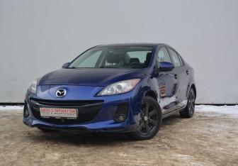 Mazda 3 Sedan в Дмитрове