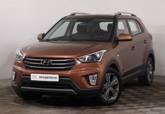 Hyundai Creta в Санкт-Петербурге