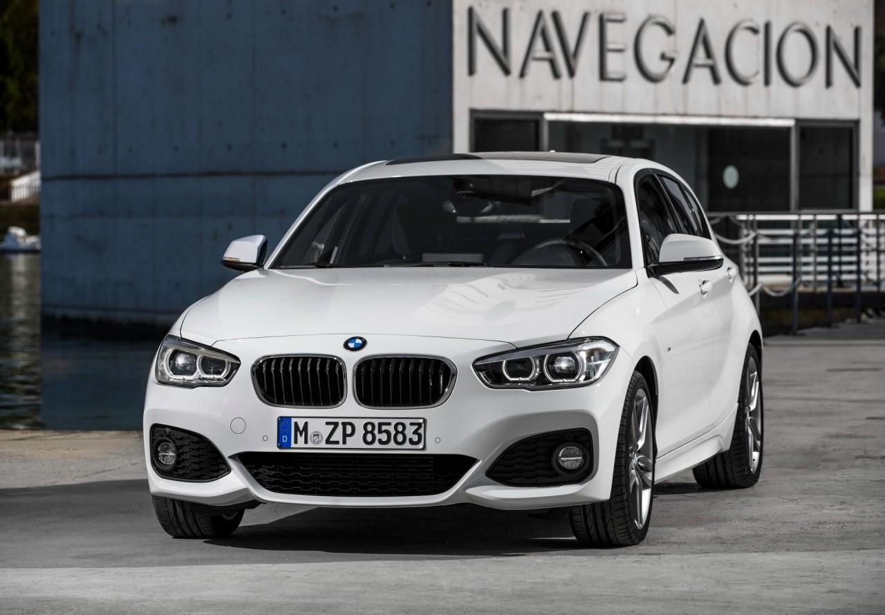 BMW 1 серия Hatchback
