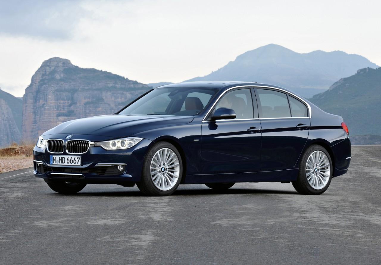 BMW 3 серия Sedan