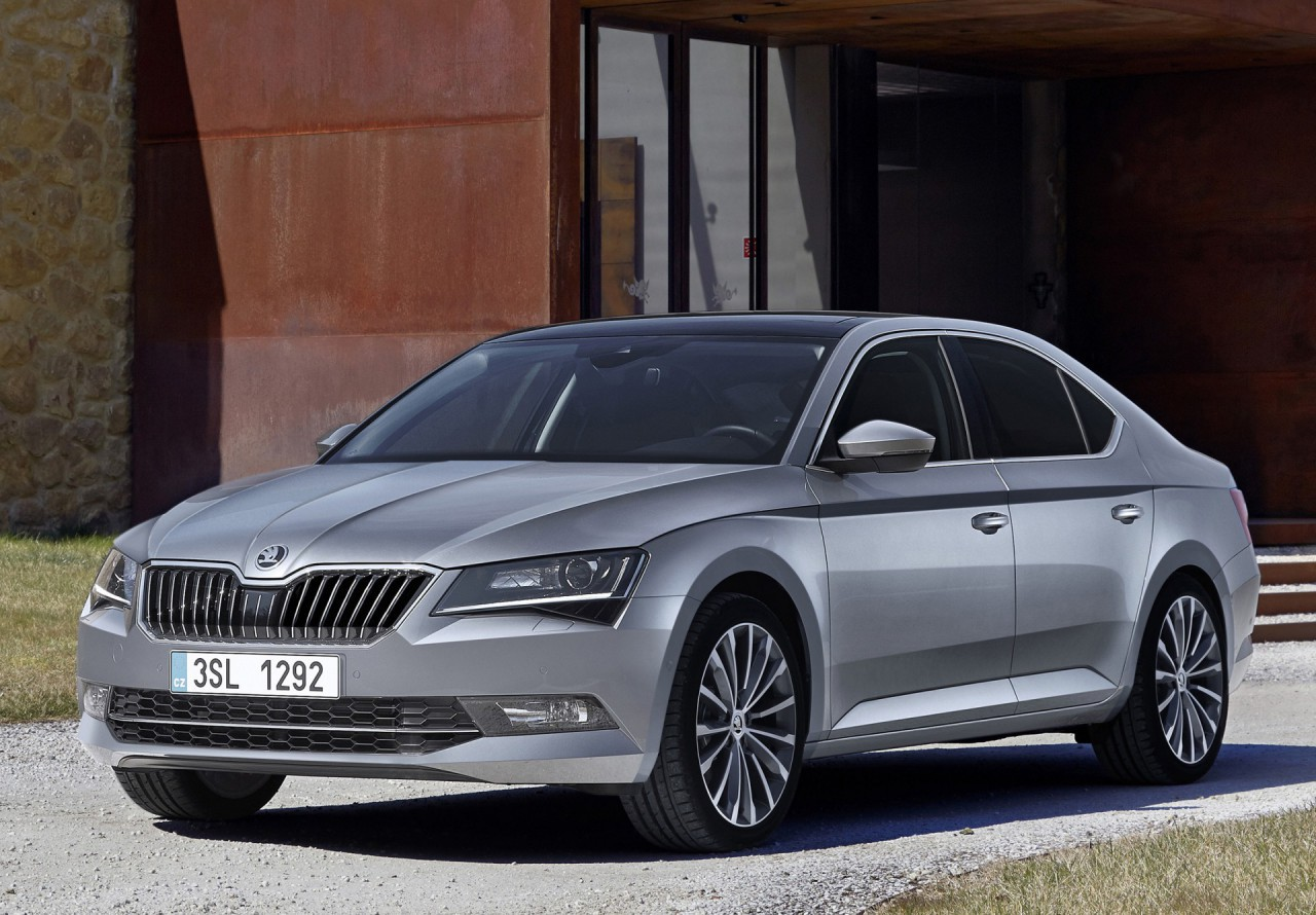 Skoda Superb Liftback