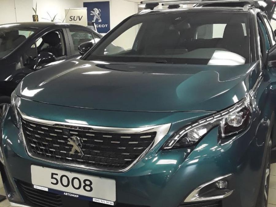 Peugeot 5008 Suv 2016 - по н.в.