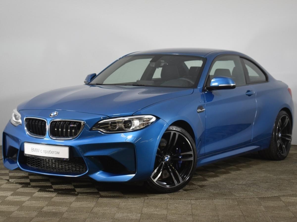 BMW M2 2015 - 2018