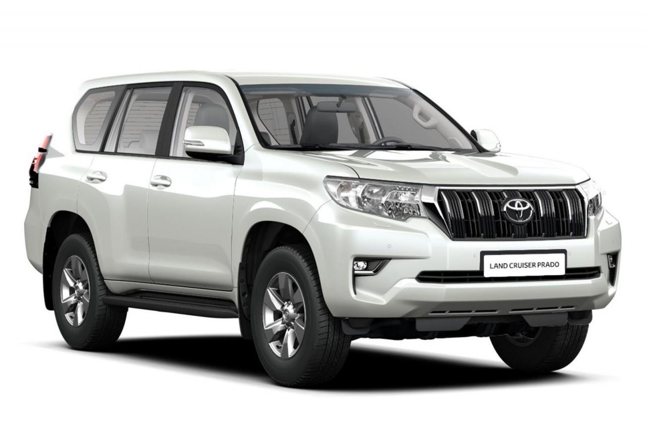 Toyota Land Cruiser Prado 2017 - по н.в.