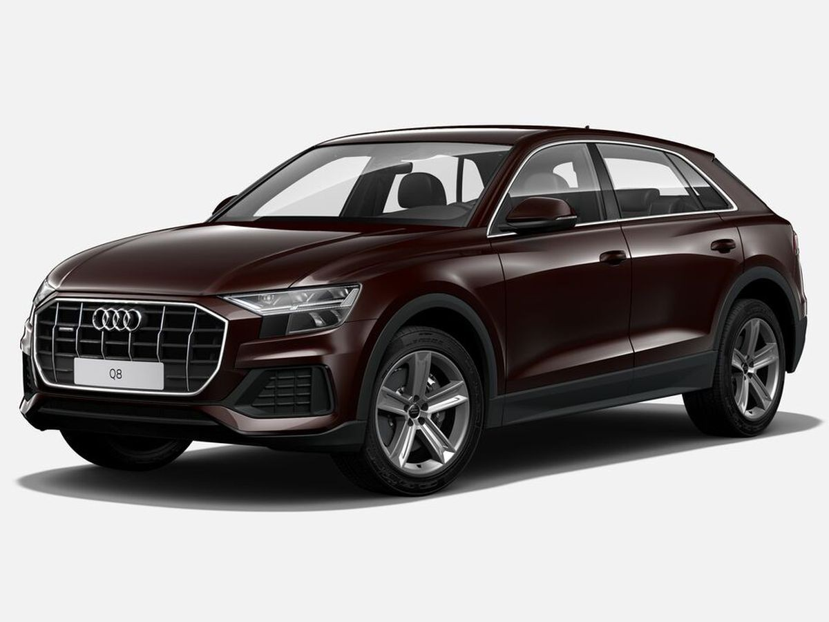 Audi Q8 2018 - по н.в.