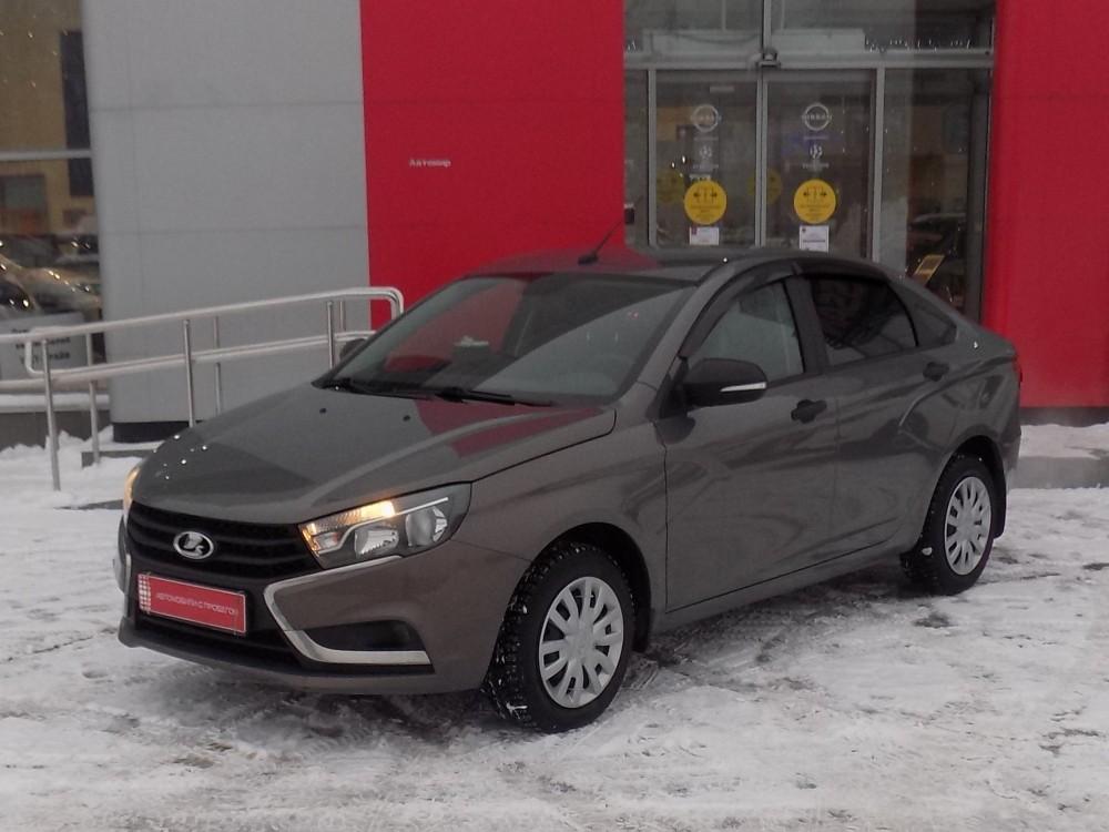 LADA (ВАЗ) Vesta Sedan 2015 - по н.в.
