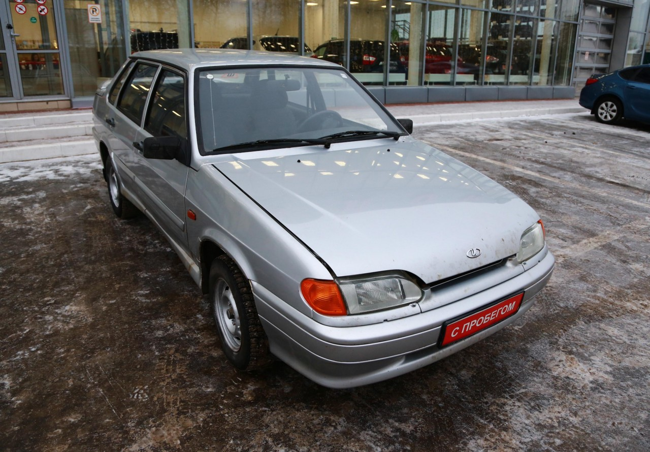 LADA (ВАЗ) 2115 1997 - 2013