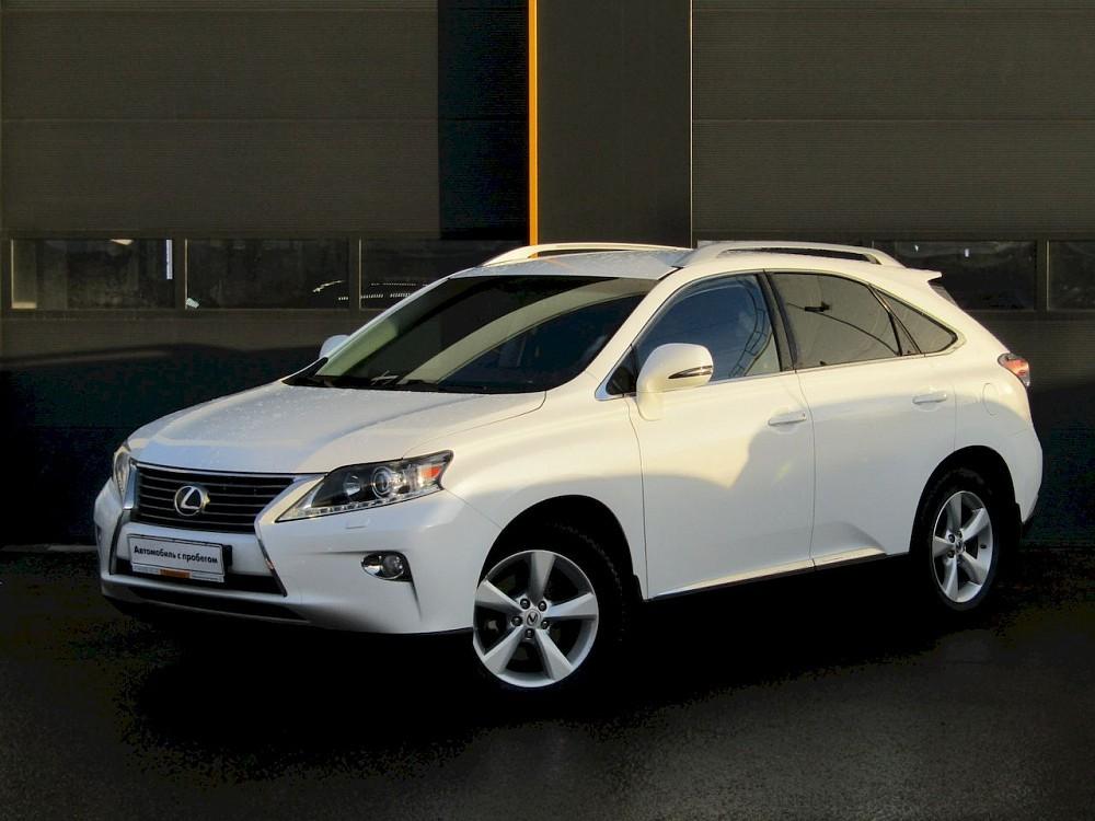 Lexus RX 2012 - 2015