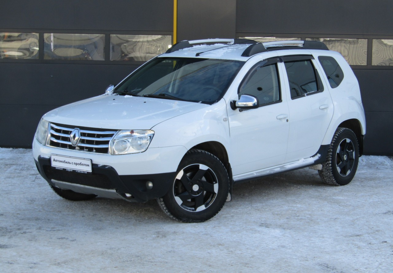 Renault Duster 2010 - 2015